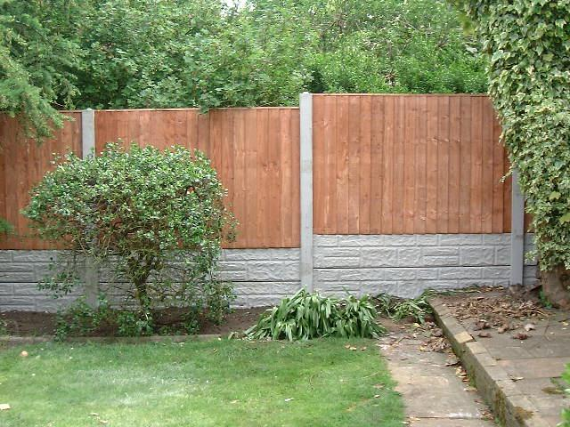 Fence types for Types of fences
