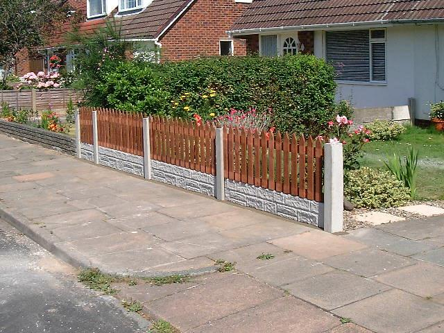 Types Of Fence Panels Fencing